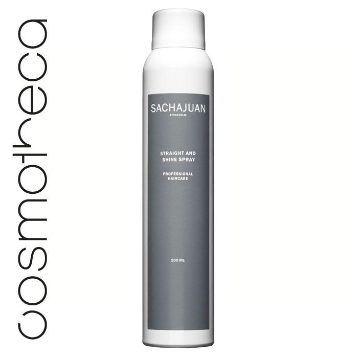 Sachajuan Спрей для выпрямления и придания блеска волосам 200 млБ33041_шампунь-барбарис и липа, скраб -черная смородинаСпрей для сияния волос SACHAJUAN - легкий стайлинговый продукт для завершения укладки, смягчающий волосы и придающий им максимум блеска. Он идеально подходит для использования с выпрямителями благодаря защите от воздействия высоких температур.