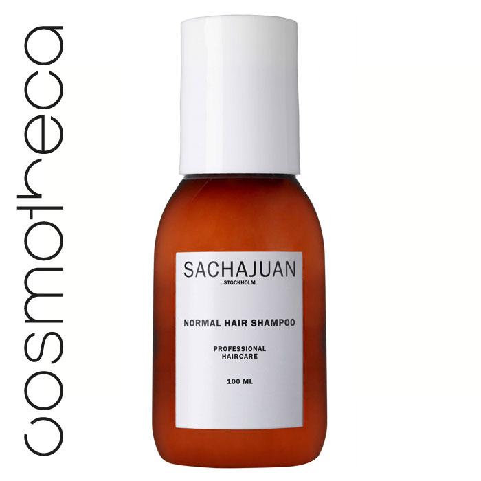 Sachajuan Шампунь для нормальных волос 100 млSCHJ133Мягкий очищающий шампунь с технологией «Морской шелк». Подходит для ежедневного использования. Для нормальных волос. Улучшает состояние кожи головы и волос, делает волосы упругими и здоровыми.