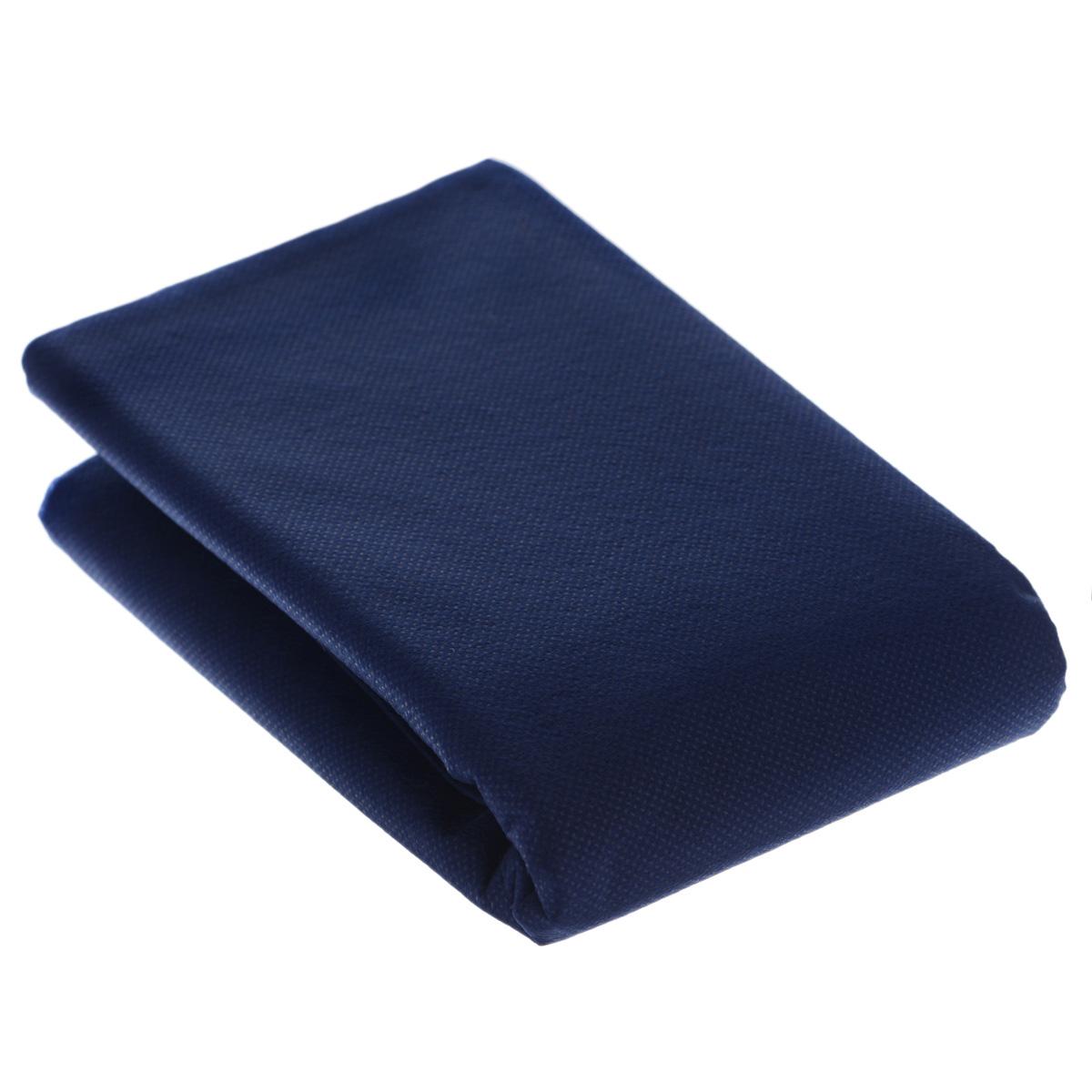Скатерть Boyscout, прямоугольная, цвет: синий, 140 x 110 см61709Прямоугольная одноразовая скатерть Boyscout выполнена из нетканого полимерного материала типа спанбонд и предназначена для применения в домашнем хозяйстве, на пикнике, на даче, в туризме. Такая салфетка добавит ярких красок любому мероприятию.