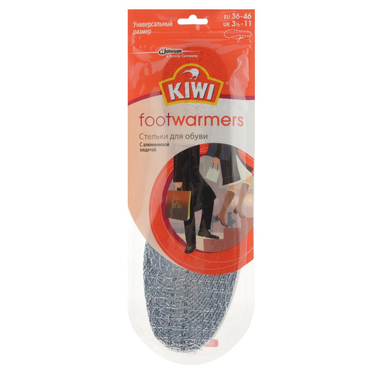 Стельки зимние Kiwi