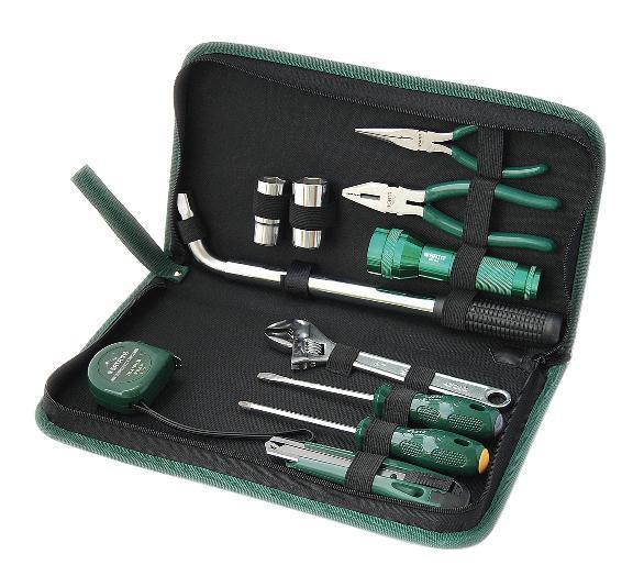 Набор инструментов SATA 11пр. 06011  набор ключей sata 11пр 08023