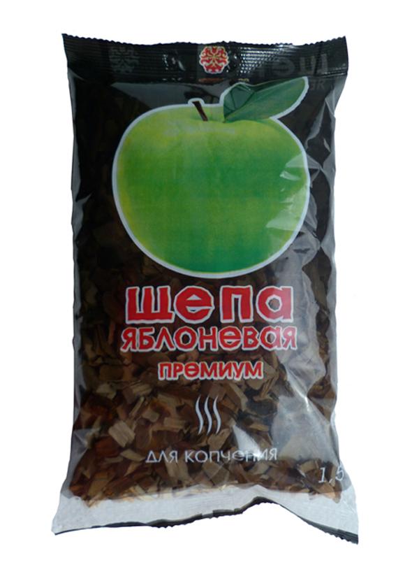 Щепа для копчения Грилькофф Яблоневая, премиум, 250 г94672На яблоневой щепе коптят мясо. Также она применяется в сочетании с ольховой или буковой щепой. Щепа Грилькофф Яблоневая придаст непревзойденный аромат и золотистый цвет приготовляемым продуктам. Щепу Грилькофф можно использовать не только для копчения продуктов в коптильнях, но и для приготовления шашлыка на гриле, на костре, в мангалах. Вес упаковки: 250 г (1,5 л).