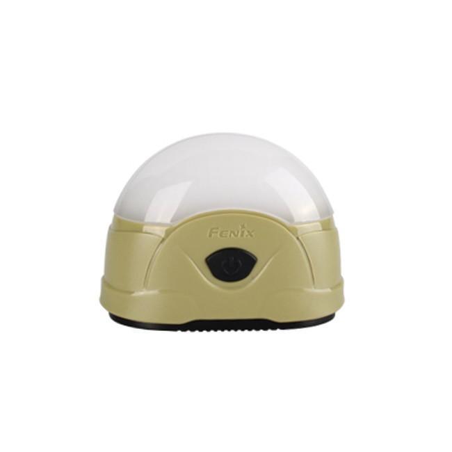 Фонарь Fenix CL20 оливковыйCL20oВсесезонный кемпинговый фонарь Fenix CL20 — это устройство, предназначенное для организации эффективного освещения в стационарном туристическом лагере. Этот фонарь способен давать яркий нейтральный белый свет, а также — красный и работать в сигнальном режиме. Для установки фонаря в кемпинге служат встроенный магнит и специальная петля. К тому же, Fenix CL20 соответствует международному стандарту IPX-6 по водонепроницаемости, защищенности от пыли и песка. Поэтому его вполне можно оставлять под дождем и включать в условиях высокой влажности. Материал корпуса пластик