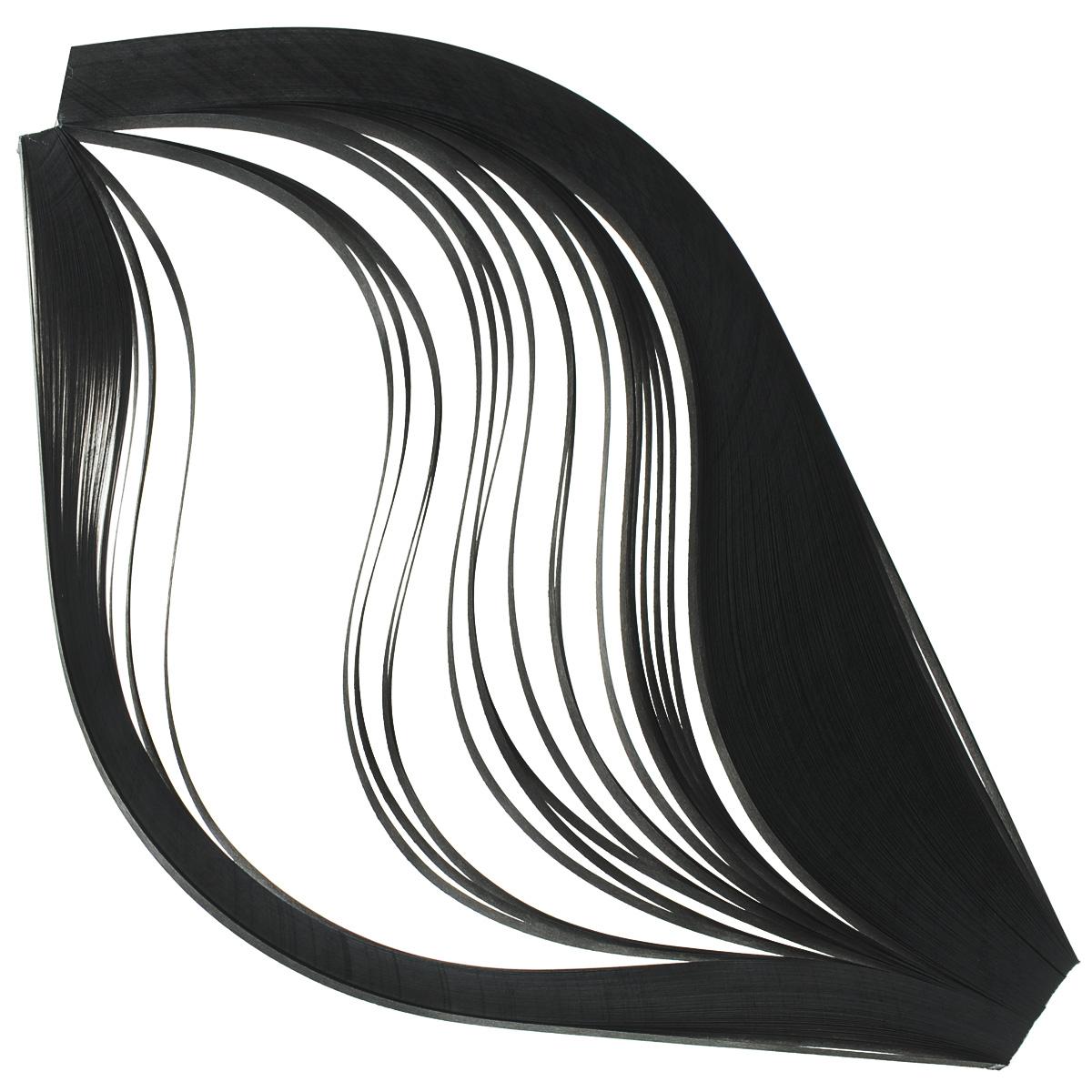 Бумага для квиллинга АртНева, цвет: черный, ширина 5 мм, 250 листов531-105Бумага для квиллинга АртНева - это порезанные специальным образом полоски бумаги определенной плотности. Такая бумага пластична, не расслаивается, легко и равномерно закручивается в спираль, благодаря чему готовым спиралям легче придать форму. Квиллинг (бумагокручение) - техника изготовления плоских или объемных композиций из скрученных в спиральки длинных и узких полосок бумаги. Из бумажных спиралей создаются необычные цветы и красивые витиеватые узоры, которые в дальнейшем можно использовать для украшения открыток, альбомов, подарочных упаковок, рамок для фотографий и даже для создания оригинальных бижутерий. Это простой и очень красивый вид рукоделия, не требующий больших затрат. Ширина полоски бумаги: 5 мм.Длина полоски бумаги: 29,7 см.Плотность бумаги: 80 г/м2.