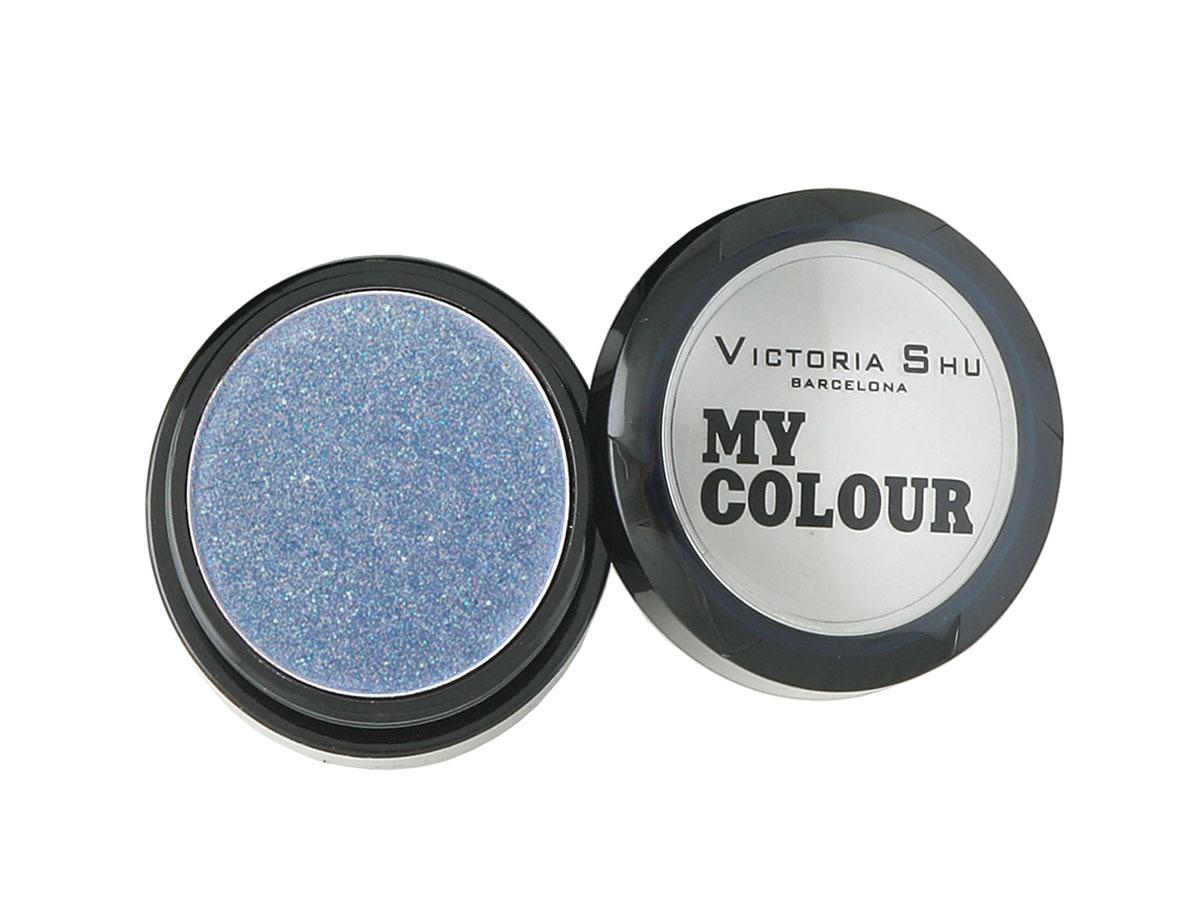 Victoria Shu Тени для век My Colour, тон № 518, 2,5 гSC-FM20101Десять потрясающих, новых ярких оттенков создают на веке эффект атласного сияния и придают взгляду магнетизм, глубину, силу и загадочность. Обладают нежной, насыщенной текстурой, полученной путем специального прессования. Дарят ощущение праздника, помогая создавать потрясающие макияжи и очаровывать всех вокруг.