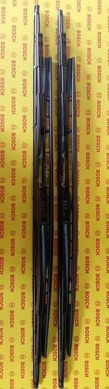 Стеклоочистители Bosch 2x625 S3397001814BMW( E65,E66) Тип крепления - Special