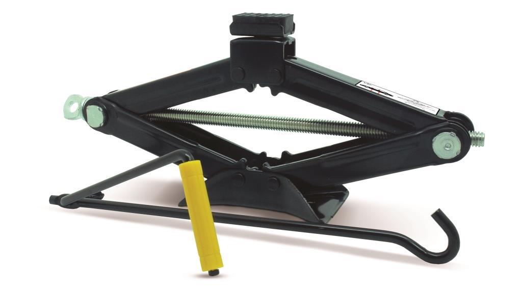 Домкрат ромбический AVS JA-1500R, 1,5 тA80676SМеханический ромбический домкрат AVS JA-1500R предназначен для поднятия грузов. Домкрат отличается компактностью конструкции, простотой обслуживания и надежностью в эксплуатации. Технические характеристики: Максимальная нагрузка: 1,5 т. Высота в сложенном виде: 104 мм. Максимальная высота подъема: 385 мм. Вес нетто: 2,45 кг. Особенности: Изготовлен из высокопрочного материала. Подходит для любых типов автомобилей. Удобен и прост в эксплуатации. Устойчивая опорная площадка. Грузовая площадка с резиновой накладкой. Малая высота подхвата. Сумка для хранения.