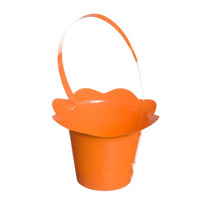 Корзинка Home Queen Пасхальный кулич, цвет: оранжевый, 16 см х 12 см531-105Корзинка Home Queen Пасхальный кулич предназначена для украшения интерьера и сервировки стола. Изделие выполнено из пластика и оснащено ручкой. Такая оригинальная корзинка станет ярким украшением стола. Идеальный вариант для хранения пасхальных яиц. Высота (с ручкой): 24 см.