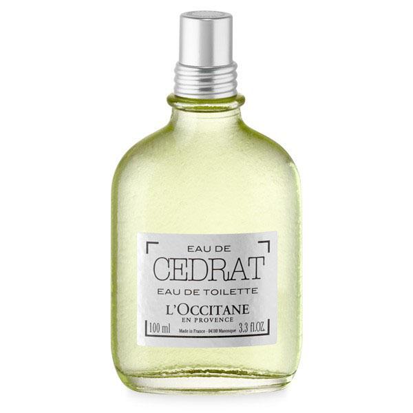 LOccitane Туалетная вода Cedrat 100 мл329009Обладающий необычным внешним видом и бугристой поверхностью, цитрон, безусловно, является мужским фруктом. Его толстая грубая кожура олицетворяет первобытную силу природы — как и мужчина, для которого он предназначен