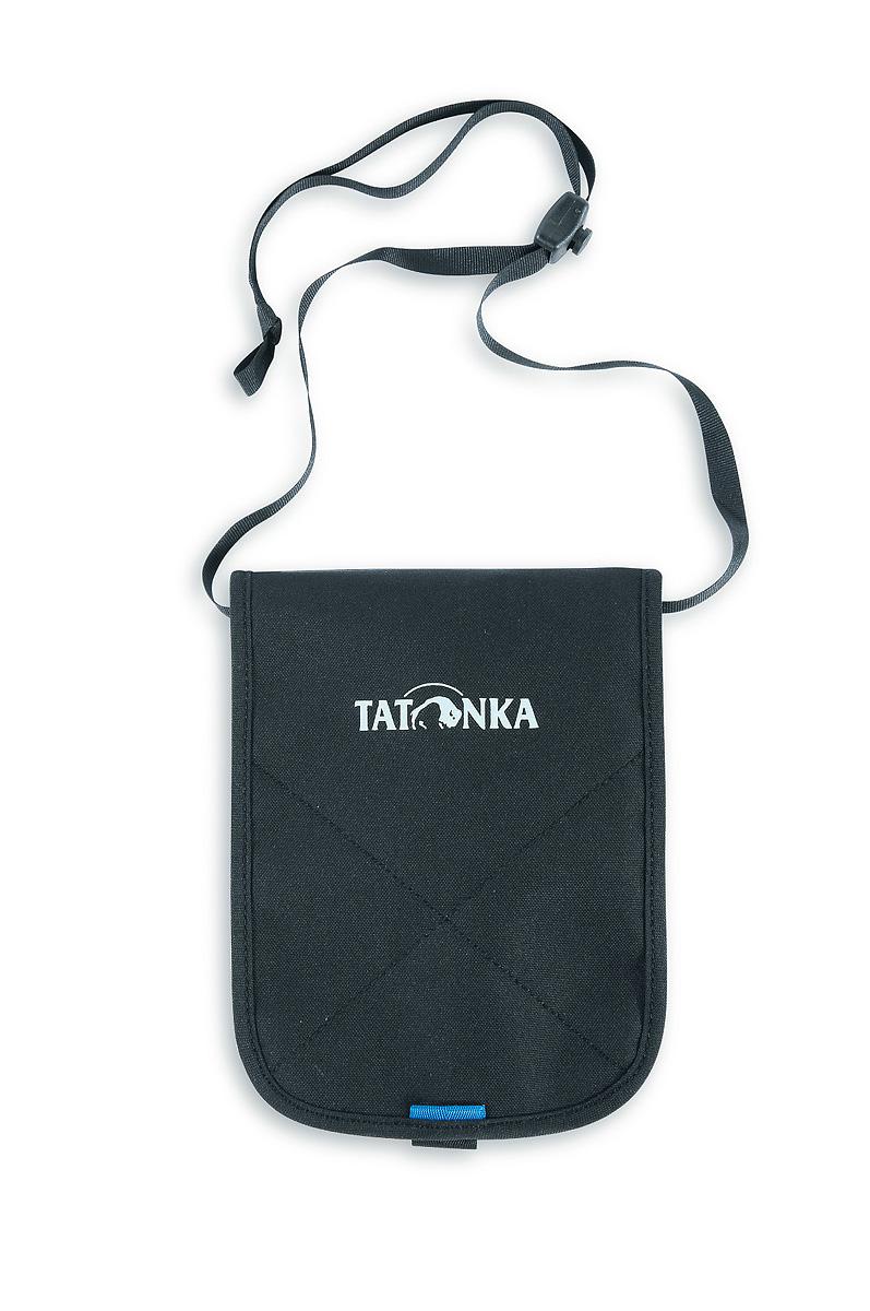 Кошелек Tatonka Hang Loose, цвет: черный. 2976.0402976.040Вместительный кошелек Tatonka Hang Loose выполнен из плотного полиэстера и оформлен декоративной прострочкой и названием бренда на лицевой стороне. Кошелек закрывается на застежку-липучку. Внутри - вместительное отделение для купюр на застежке-молнии, отсек для мелочи на молнии, 4 диагональных кармашка для кредитных карт и визиток, карман на застежке-молнии с окошком из прозрачного пластика, ремешок для крепления кошелька на пояс. На задней стенке изделия расположен врезной карман на застежке-молнии и накладной кармашек для мобильного телефона. Многофункциональный кошелек займет достойное место среди ваших аксессуаров.