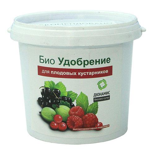 Био-удобрение Дюнамис для плодовых кустарников, 1 л0415-сБио-удобрение Дюнамис для плодовых кустарников способствует увеличению урожайности до 37% и улучшению качества и вкуса ягод. Благодаря такому удобрению, у кустарников повышается сопротивляемость к заболеваниям, также это эффективная помощь при дефиците питания и влаги. Варианты применения: - в лунку при посадке; - в качестве корневой подкормки. После внесения удобрения - полив. Состав: ферментированный навоз КРС, помет, биокатализатор. Объем: 1 л. Товар сертифицирован.