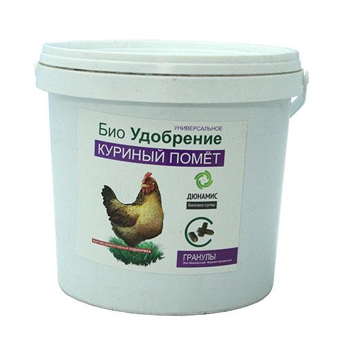 Био-удобрение Дюнамис Куриный помет, в гранулах, 2 л0701-гБио-удобрение Дюнамис Куриный помет - это универсальное удобрение для всех видов культур, обладает повышенными показателями азота, калия и фосфора. Уникальная сбалансированная формула веществ способствует увеличению урожайности до 47%, улучшению приживаемости рассады и черенков. Благодаря такому удобрению, повышается сопротивляемость к заболеваниям, также это эффективная помощь при дефиците питания и влаги. Варианты применения: - сухие корневые подкормки; - в лунку при посадке; - добавление в грунт перед посадкой; - жидкие корневые подкормки. Состав: ферментированный навоз КРС, помет, биокатализатор. Объем: 2 л. Товар сертифицирован.