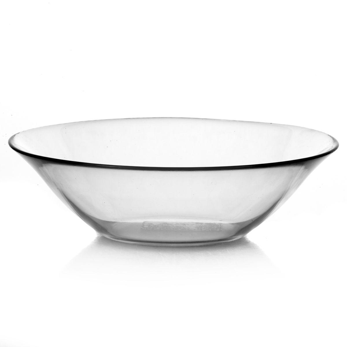 Салатник Pasabahce Invitation, диаметр 22,5 см10415BСалатник Pasabahce Invitation, выполненный из прозрачного высококачественного натрий- кальций-силикатного стекла, предназначен для красивой сервировки различных блюд. Салатник сочетает в себе лаконичный дизайн с максимальной функциональностью. Оригинальность оформления придется по вкусу и ценителям классики, и тем, кто предпочитает утонченность и изящность. Можно использовать в холодильной камере, микроволновой печи и мыть в посудомоечной машине. Диаметр салатника: 22,5 см. Высота салатника: 7 см.