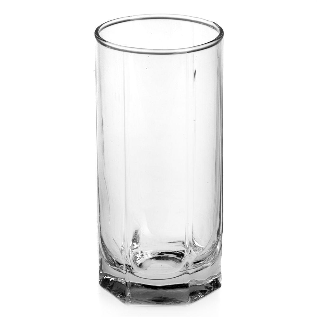 Набор стаканов для коктейля Pasabahce Tango, 290 мл, 6 шт42942BНабор стаканов для коктейлей Pasabahce Tango изготовлен из натрий-кальций-силикатного стекла. Набор состоит из 6 стаканов, выполненных в элегантном дизайне. Такие стаканы украсят любой праздничный стол. Набор стаканов для коктейлей может стать отличным подарком к любому празднику. Можно мыть в посудомоечной машине и использовать в микроволновой печи. Диаметр стакана по верхнему краю: 6,2 см. Высота стакана: 13,7 см.