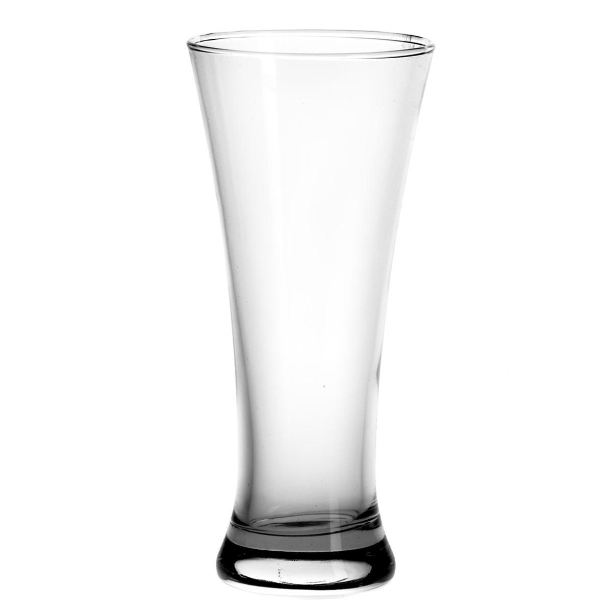Набор бокалов для пива Pasabahce Pub, 500 мл, 3 штVT-1520(SR)Набор Pasabahce Pub состоит из трех бокалов, выполненных из прочного натрий-кальций-силикатного стекла конусообразной формы. Бокалы прекрасно подходят для подачи пива. Функциональность, практичность и стильный дизайн сделают набор прекрасным дополнением к вашей коллекции посуды. Можно мыть в посудомоечной машине и использовать в микроволновой печи. Диаметр бокала (по верхнему краю): 9,5 см.Высота бокала: 21,5 см.