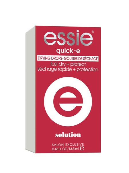 Essie Капли для быстрой сушки лака для ногтей Quick-e, 13,5 млB2904200УВАЖАЕМЫЕ КЛИЕНТЫ! Обращаем ваше внимание на возможные изменения в дизайне упаковки!
