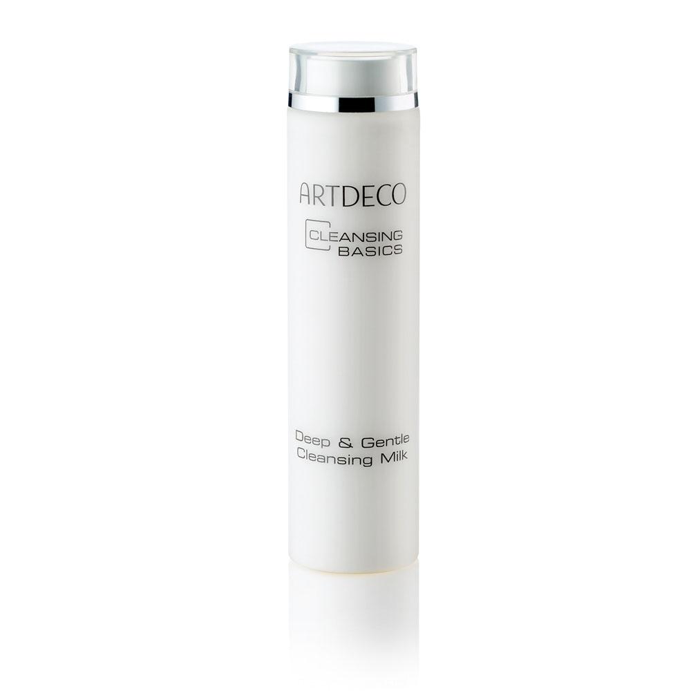 ARTDECO Молочко для умывания Pure Minerals Deep & Gentle Cleansing Milk, 200 мл72523WDОчищающее молочко Cleansing Milk мягко и бережно очищает кожу. Ценные растительные экстракты, такие как экстракт белой лилии, оказывают успокаивающее и противовоспалительное действие. Молочко также мягко удаляет макияж и оставляет на коже ощущение гладкости.