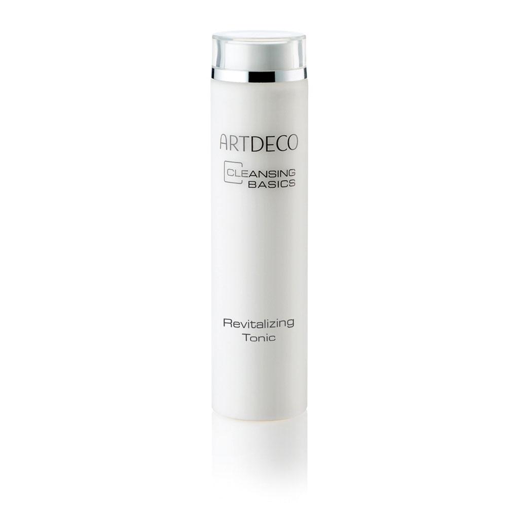 ARTDECO Восстанавливающий тоник для лица Pure Minerals Revitalizing Tonic, 200 млБ 63001Тоник придает коже увлажнение, свежесть и ощущение комфорта и идеально готовит кожу к последующим процедурам. Формула без спирта особенно нежно ухаживает за кожей и подходит для всех типов кожи