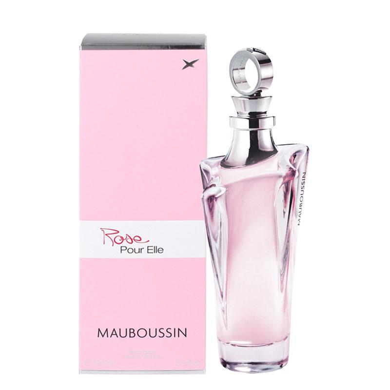 Mauboussin Rose Pour Elle Туалетные духи женские 100 мл шкаф 4 х створчатый ч 12м