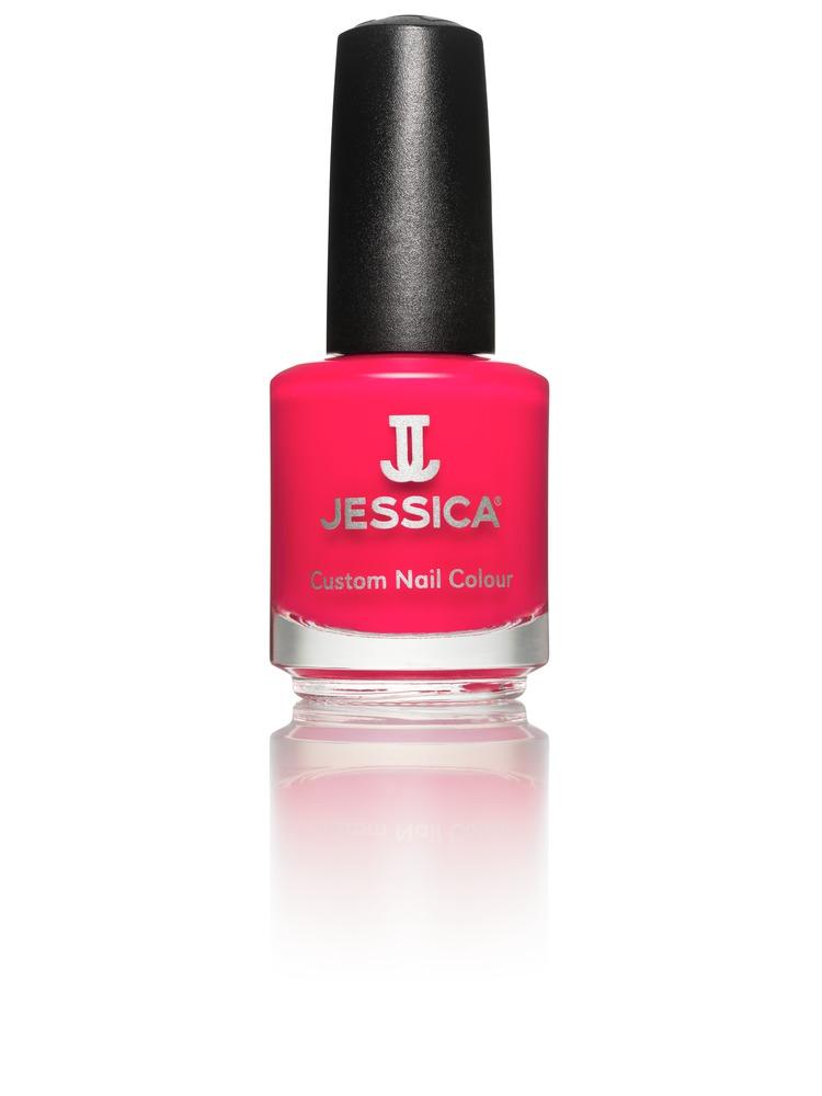 Jessica Лак для ногтей, оттенок 333 Daring, 14,8 мл5010777142037Лаки JESSICA содержат витамины A, Д и Е, обеспечивают дополнительную защиту ногтей и усиливают терапевтическое воздействие базовых средств и средств-корректоров.