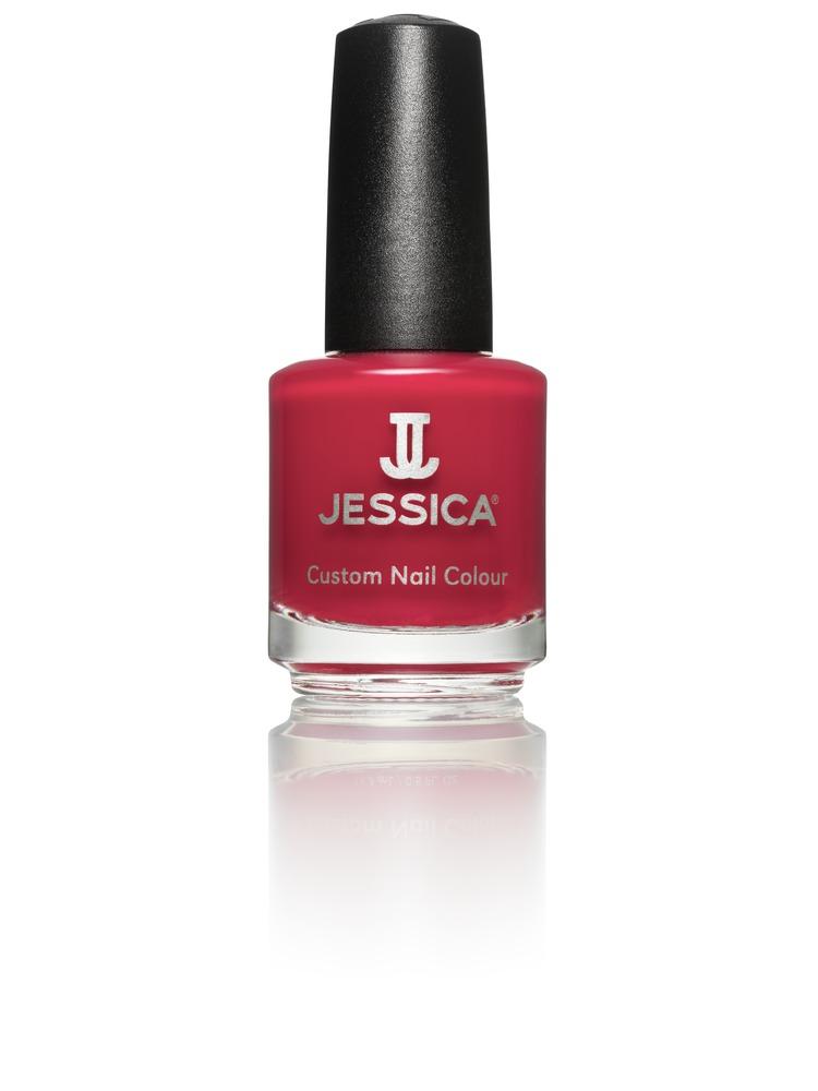 Jessica Лак для ногтей, оттенок 483 Majestic Plum, 14,8 млRT1405Лаки JESSICA содержат витамины A, Д и Е, обеспечивают дополнительную защиту ногтей и усиливают терапевтическое воздействие базовых средств и средств-корректоров.