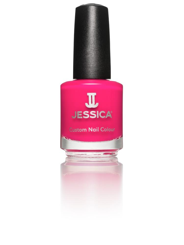Jessica Лак для ногтей, оттенок 493 Pharaoh, 14,8 мл1301207Лаки JESSICA содержат витамины A, Д и Е, обеспечивают дополнительную защиту ногтей и усиливают терапевтическое воздействие базовых средств и средств-корректоров.