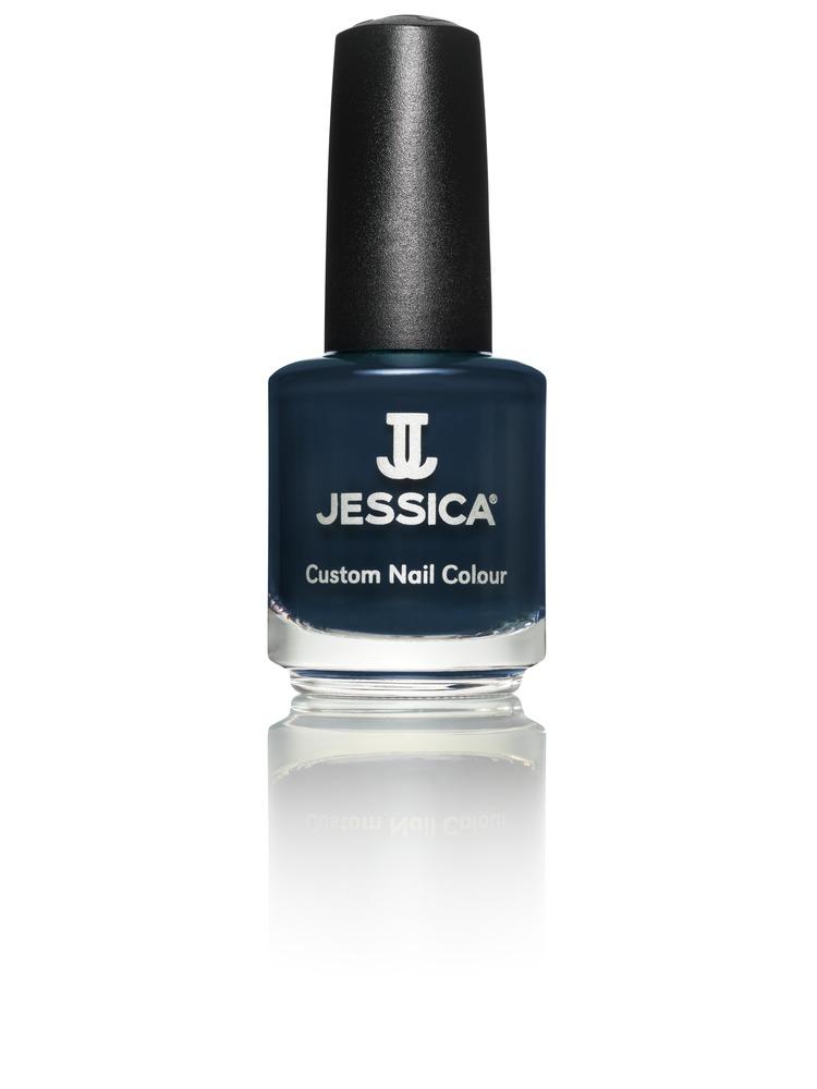 Jessica Лак для ногтей, оттенок 756 Blue Aria, 14,8 мл0003934Лаки JESSICA содержат витамины A, Д и Е, обеспечивают дополнительную защиту ногтей и усиливают терапевтическое воздействие базовых средств и средств-корректоров.