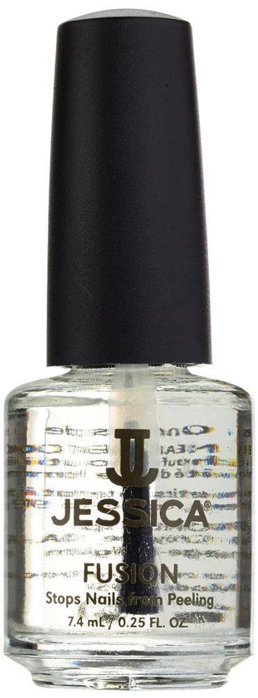 Jessica Средство для слоящихся ногтей Fusion 7,4 мл1301210Каучуковые смолы деликатно сцепляют слои ногтевой пластины, предотвращая дальнейшее расслаивание. Витамины питают ногтевую пластину и способствуют здоровому росту ногтей.