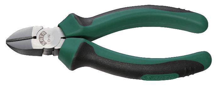Кусачки-бокорезы SATA 70202A  диагональные кусачки 6 дюймов sata 70202a