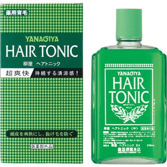 Yanagiya Тоник против выпадения волос Hair Tonic 240млБ33041_шампунь-барбарис и липа, скраб -черная смородинаУход за волосами от Yanagiya это натуральные природные компоненты, отсутствие ароматизаторов, способных вызвать аллергические реакции, и лечебный эффект для ваших волос. Экстракт свеции японcкой способствует росту волос интенсивно увлажняет и сохраняет влагу в самом сердце волоса. Экстракт женьшеня - способствует делению клеток, обладает прекрасными противовоспалительными свойствами, а также предупреждает старение. Плектрантус японский - эфирные масла растений обладают тонизирующим и фитонцидным действием. Пары мятного масла обладают противомикробным и антисептическими свойствами, также улучшает кровоток, что споcобствует лучшему росту волос.