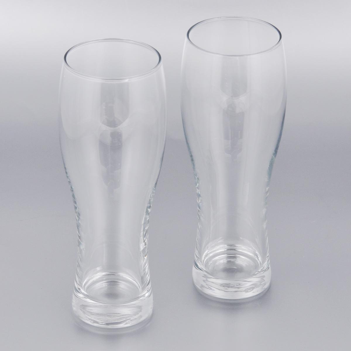 Набор стаканов для пива Pasabahce Pub, 500 мл, 2 шт41792BНабор Pasabahce Pub состоит из двух стаканов, выполненных из прочного натрий-кальций-силикатного стекла. Стаканы, оснащенные утолщенным дном, предназначены для подачи пива. Такой набор прекрасно подойдет для любителей пенного напитка. Можно мыть в посудомоечной машине и использовать в микроволновой печи. Высота стакана: 21,5 см. Диаметр стакана (по верхнему краю): 6,5 см.