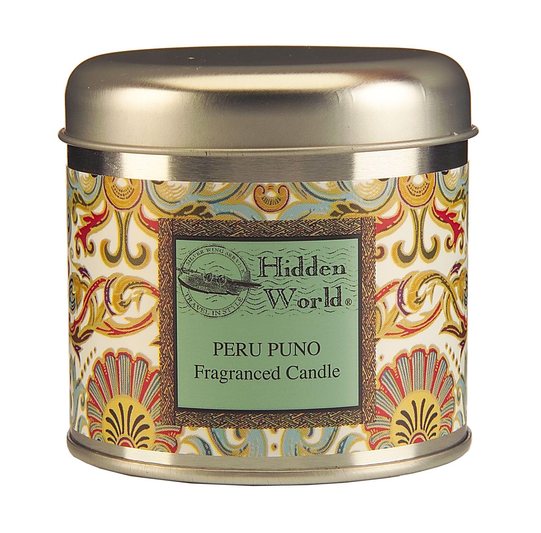 Wax Lyrical Город инков ароматическая свеча в алюминии, 35 часовHW0103Вдохновляющий экзотический аромат спелого манго, персиков и арбуза с оттенком жасмина. Wax Lyrical - легендарный производитель ароматов для дома. В производстве свечей используются только натуральные ингредиенты, такие как пищевой парафин и соевый воск. Европейские мастера парфюмерии предоставляют свои лучшие ароматы для использования в спреях для дома, а также в ароматических маслах.