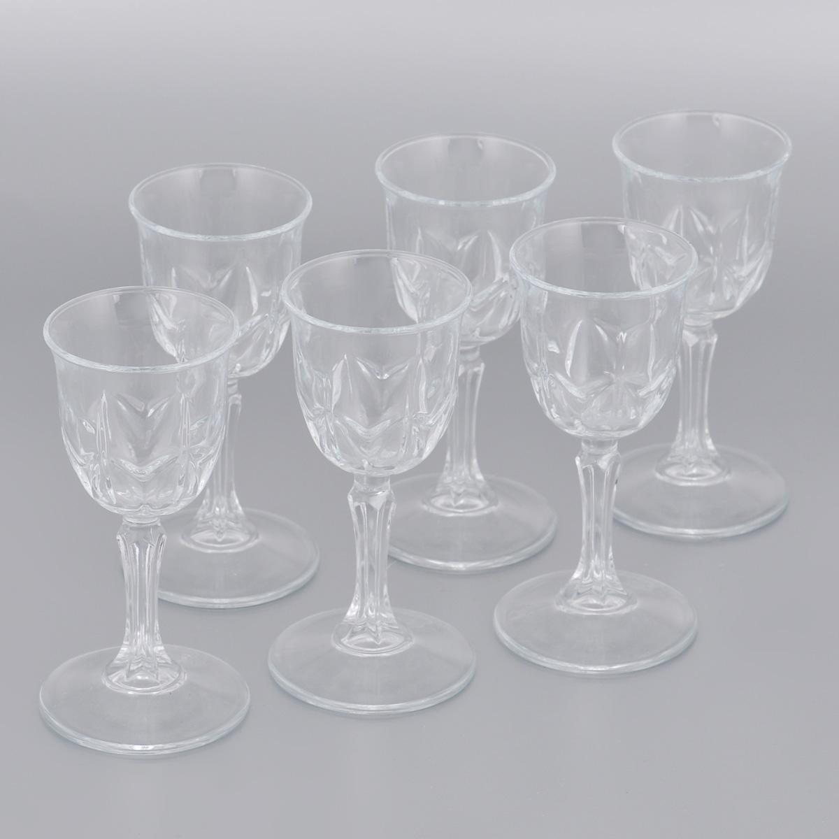 Набор бокалов для вина Pasabahce Karat, 270 мл, 6 шт440147BНабор Pasabahce Karat состоит из шести бокалов, выполненных из прочного натрий-кальций-силикатного стекла. Изделия оснащены рельефной поверхностью. Бокалы предназначены для подачи вина. Они сочетают в себе элегантный дизайн и функциональность. Благодаря такому набору пить напитки будет еще вкуснее. Набор бокалов Pasabahce Karat прекрасно оформит праздничный стол и создаст приятную атмосферу за романтическим ужином. Такой набор также станет хорошим подарком к любому случаю. Можно мыть в посудомоечной машине и использовать в микроволновой печи. Диаметр бокала (по верхнему краю): 8,3 см. Высота бокала: 16,5 см.