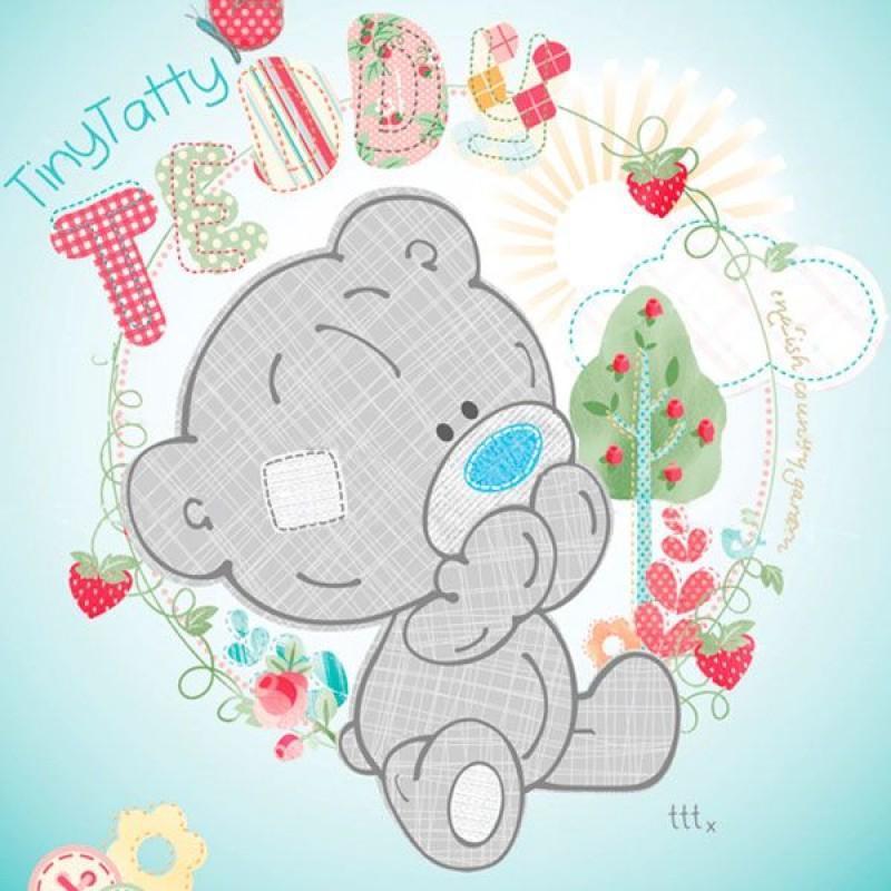 Постельное белье Taddy baby малыш (детский КПБ, бязь, наволочки 40х60)