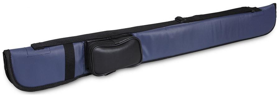 Чехол для кия Fortuna Billiard Hobby 2, цвет: синий332515-2800Чехол для кия Fortuna Billiard предназначен для хранения и переноски одного разборного кия, он защищает его от внешнего воздействия, что позволяет сохранить ваш кий в идеальном состоянии. В конструкции чехла предусмотрен карман для мелких аксессуаров (мелки, перчатка, инструменты). Оснащен удобным наплечным ремнем для переноски. Применимость для киев: универсальный размер. Вид кия: двухсоставной. Отделения для шафта: 1. Отделения для турняка: 1. Отделения для удлинителя: нет. Ручка для переноски: нет. Наплечный ремень: есть. Длина отделения для кия: 88 см. Длина кармана: 15 см. Тип крепления кармана: стационарный, несъемный. Форма конструкции: FB.