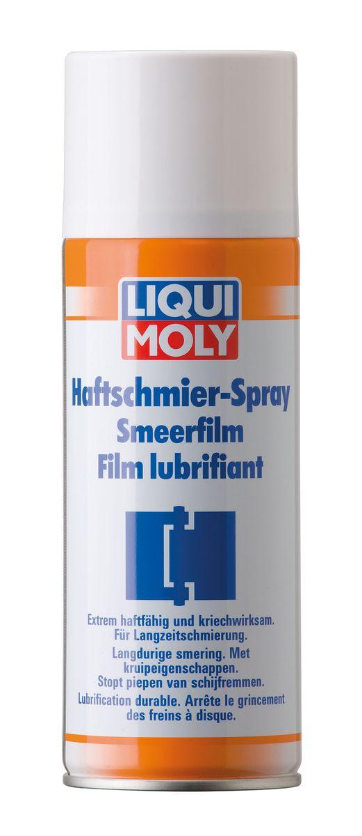Адгезийная смазка-спрей Liqui Moly, 50 мл7607Адгезийная смазка-спрей Liqui Moly предназначена для профилактической и регулярной смазки автомобильных деталей, таких как шарниры, карданы, штанги, сочления, рычаги, отклоняющие консоли, предохранительные скобы, дверная ленточная скоба, рулевая тяга и т.д. Смазка высококачественная, термически стабильная, обладает экстремально выраженной цепкостью и устойчивостью к разбрызгиванию на подвижных поверхностях. После испарения растворителя на поверхностях остается экстремально устойчивый, эластичный слой смазки. Наносится в необходимом количестве на предварительно очищенные поверхности. Необходимо учитывать соответствующие предписания производителей автомобилей. Состав: бензол, С9-13-алкилпроизводные, дистилляционный остаток, сульфонаты, соли кальция, лигроин (легкий гидрированный), масло на основе сложных эфиров, пакет присадок, усилитель адгезии, пропелент: пропан, бутан. Товар сертифицирован.