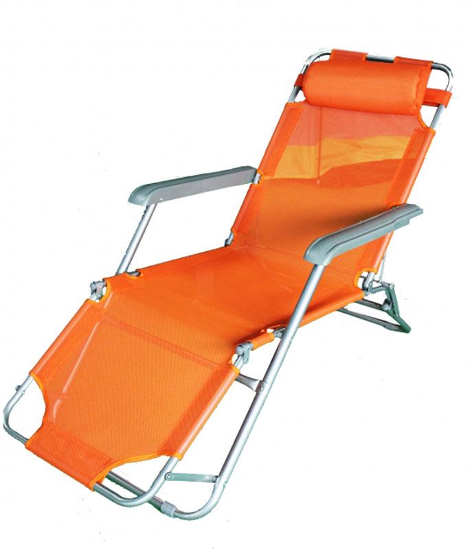 "Кресло складное Woodland ""Lounger Textilene"", 153 см х 60 см х 79 см 0036509"