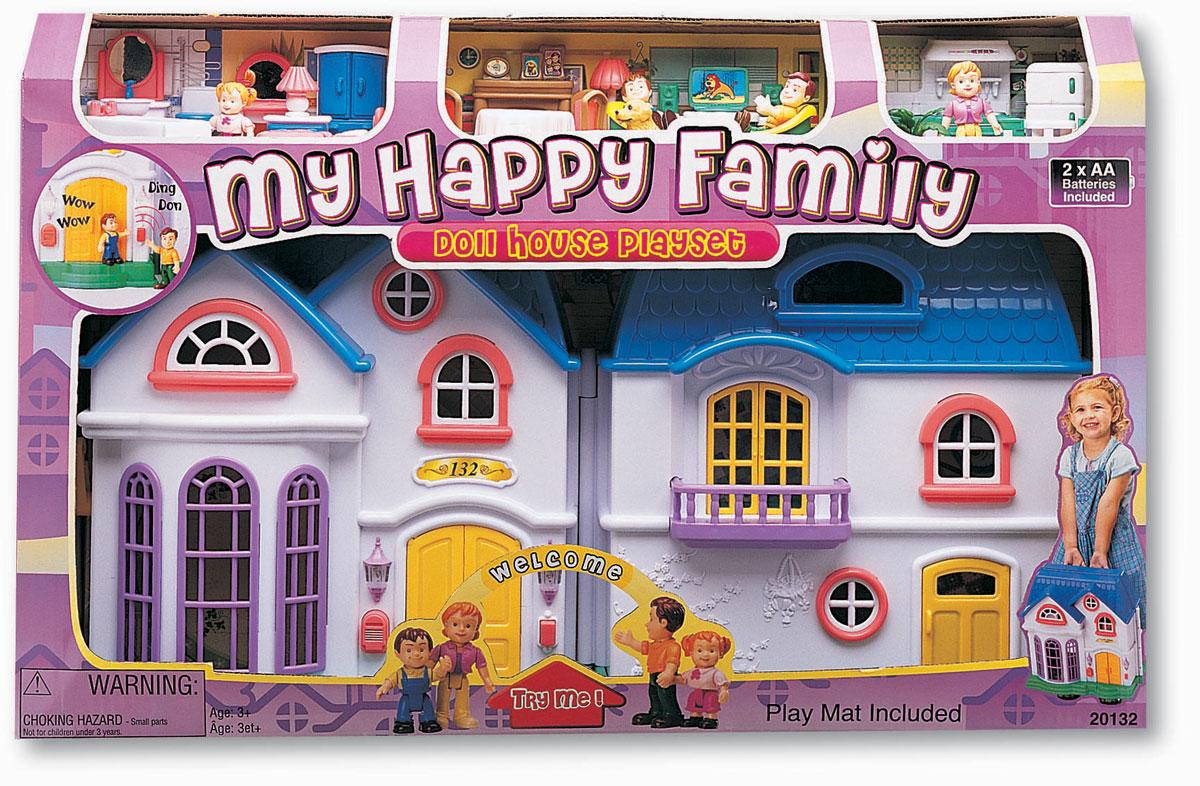 Keenway Игровой набор My Happy Family 20132
