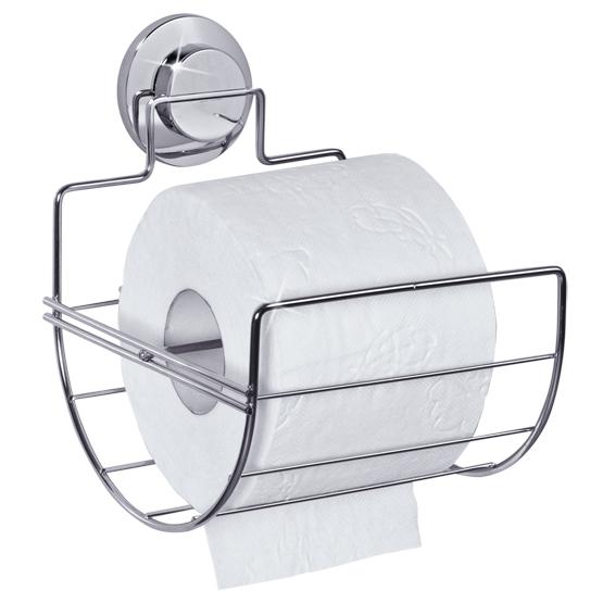 Держатель для туалетной бумаги Tatkraft Wild Power Line021-TKДержатель для туалетной бумаги Tatkraft Wild Power Line выполнен из хромированной стали и крепится с помощью вакуумной присоски. Оригинальная запатентованная система вакуумных присосок Tatkraft доработана с учетом природных особенностей гигантского осьминога Дофлейна. Быстро и надежно устанавливается на любой воздухонепроницаемой поверхности: плитка, стекло, металл и другие. В случае необходимости изделие можно легко перевесить, поддев присоску острым предметом (например, шариковой ручкой). Не устанавливать вакуумную присоску на хрупкие поверхности такие, как тонкое стекло и зеркало. Характеристики: Материал: хромированная сталь, пластик. Размер держателя: 14,3 см х 16,3 см х 17,5 см. Артикул: 021-TK.