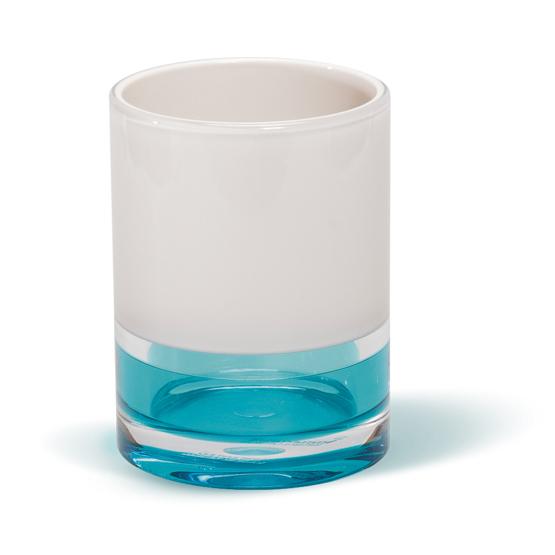 Стакан для ванной комнаты Tatkraft Topaz Blue12738