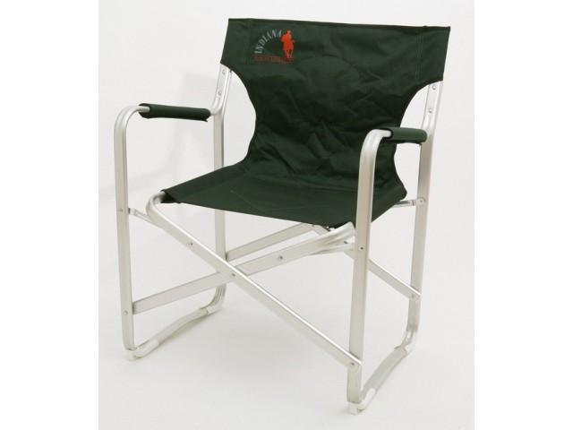 Кресло складное Indiana INDI-033, 50 см х 63 см х 84 смa026124Складное кресло Indiana INDI-033 - идеальный вариант для дачников и рыболовов, прекрасно подходит для кемпинга, пикников и отдыха на природе. Каркас кресла выполнен из алюминиевой трубы. Тканевые элементы кресла изготовлены из стойкого к ультрафиолетовому излучению материала - плотного полиэстера 600D. Мягкие профилированные подлокотники оснащены защитным чехлом. Конструкция ножек с поперечной трубой придает дополнительную устойчивость креслу, препятствует его проваливанию в песок или рыхлую землю. Кресло легко складывается и раскладывается. В сложенном состоянии занимает минимум места, что очень удобно при хранении и транспортировке. Максимальная нагрузка: 120 кг. Размер кресла (в разобранном виде): 50 см х 63 см х 84 см. Размер кресла (в собранном виде): 47 см х 86 см х 13 см.