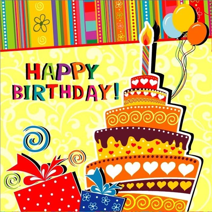 Салфетки бумажные Gratias День рождения. Торт, трехслойные, 20 шт571Трехслойные бумажные салфетки Gratias День рождения. Торт, выполненные из натуральной целлюлозы с изображением именинного торта, станут отличным дополнением любого праздничного стола. Они отличаются необычной мягкостью, прочностью и оригинальностью. Состав: 100% целлюлоза. Размер салфетки: 33 см х 33 см. Количество слоев: 3. Количество салфеток: 20 шт.