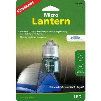 Мини-светильник COGHLAN'S походный светодиодный