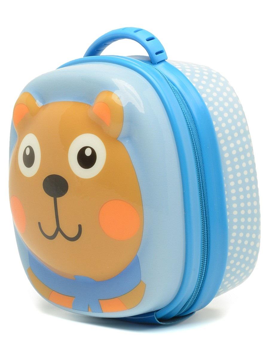 Сумочка детская OOPS МедведьO 31004.11Детская сумочка OOPS Медведь изготовлена из высококачественных полимерных материалов, не содержащих PVC, BPA или фталаты. Сумочка закрывается на застежку-молнию, а в верхней части находится удобная ручка для переноски. С наружной части сумка украшена изображением медвежонка. Такая стильная сумочка послужит не только для переноски различных необходимых ребенку вещей, но и для хранения еды. Она позволит вашему малышу взять с собой перекусить, когда он находится на прогулке, в школе, на пикнике или в детском саду. Идеальный вариант для прогулок на открытом воздухе, когда очень захотелось есть. В основном вместительном отделении можно поместить контейнер с едой, который закрепляется при помощи двух прочных ремешков. А вот в дополнительном сетчатом кармане можно поместить бутылку с напитком, например. Вы можете не переживать за свежесть продуктов, так как сумка оснащена отличной термоизоляцией, что обеспечивает отличную сохранность еды. Также в сумочке...