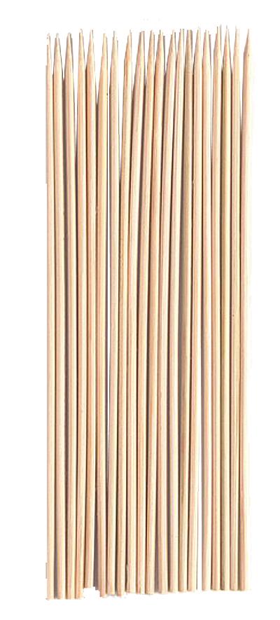 Шампуры бамбуковые Boyscout, 30 см, 50 шт61046Шампуры Boyscout, выполненные из бамбука, предназначены для приготовления шашлыков из мяса, рыбы, птицы и овощей. Длинные, тонкие шампуры удобно держать в руках и насаживать на них продукты. Длина шампура: 30 см. Комплектация: 50 шт.