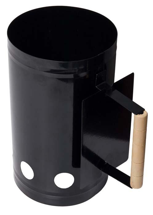 Стартер для розжига угляBoyscout, цвет: черный,3,5 лRUC-01Стартер Boyscout предназначен для быстрого розжига угля или брикетов для барбекю, угольного гриля, мангала. Уголь разгорается легко и быстро, при этом не требуется жидкость для розжига. Стартер вмещает до 1,8 кг угля и имеет теплозащитный экран.Диаметр стартера: 16 см.Высота: 27 см.Объем: 3,5 л (1,8 кг).