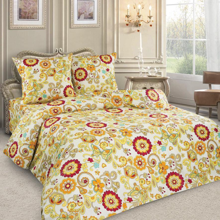 Комплект белья Letto Перкаль, 1,5-спальное, наволочки 70х70, цвет: желтый. PL20PL20-3Классическое постельное белье - залог комфорта и гармонии цвета в вашей спальне. Дополните свою спальню актуальным принтом от европейских дизайнеров! Это отличный подарок любителям модных трендов в цвете и дизайне. Комплект выполнен из перкаля - хлопковой ткани полотняного плетения из некрученной нити. В коллекции Letto.cotton используются европейские дизайны, которые привнесут атмосферу изыска в вашу спальню. Пододеяльник на молнии. Обращаем внимание, что наволочки могут отличаться от представленных на фотографии. хлопок/перкаль 1,5 сп: пододеяльник 143*215, простыня 150*220, нав. 70х70 (2шт)