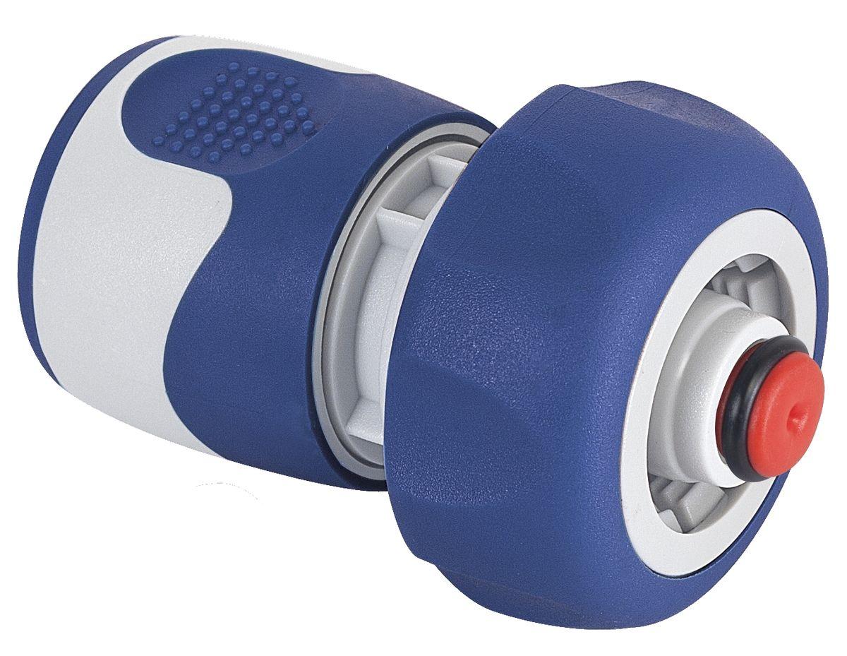 Коннектор с аквастопом Green Apple, 3/4GWHC20-060Коннектор Green Apple предназначен для надежного подключения насадок. Благодаря аквастопу замену насадок можно производить без предварительного отключения напора воды. Особенности: Покрытие ручки TPR soft. Для шланга 19 мм (3/4). Характеристики: Длина: 7.5 см.