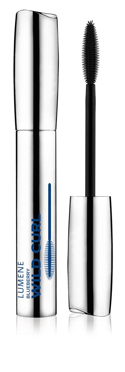 Lumene Тушь для ресниц Blueberry Wild Curl, подкручивающая, цвет: черный, 7 млNL110-84098Тушь Lumene Blueberry Wild Curl, с маслом семян арктической черники, впечатляет длиной ресниц. Ее удобная пластиковая щеточка прокрашивает каждую ресничку и подкручивает, обеспечивая нанесение оптимального количества туши. Товар сертифицирован.