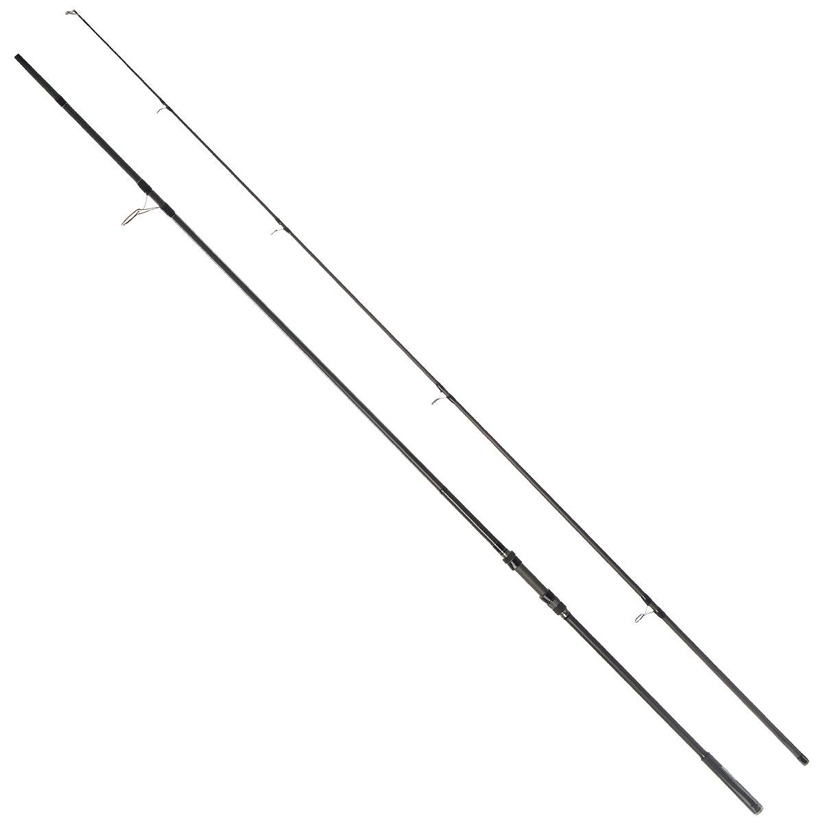 Удилище карповое Daiwa Windcast Carp, 3,9 м, 5 lbs0038175Daiwa Windcast Carp - это высококлассное карповое удилище с феноменальными рабочими характеристиками. Особенности удилища: Бланки из высокомодульного графита обеспечивают высокую чувствительность и мощность. Армирующая графитовая оплетка по всей длине. Надежный катушкодержатель от Fuji Пропускные кольца со вставками Sic. Флуоресцентная полоска с подсветкой специально для ночной ловли. Поставляется в чехле для переноски и хранения. Тест: 5 lbs.